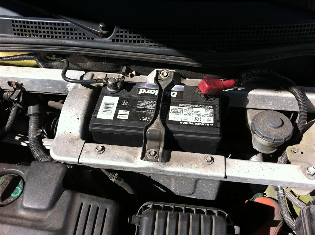 2000 honda insight battery